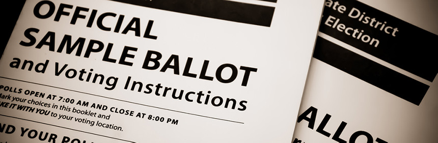 How to create the right ballot paper for Professional Association Elections